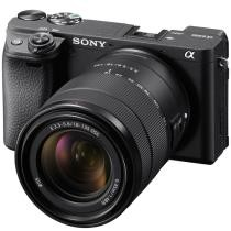 Sony a6400 Mirrorless APS-C Interchangeable-Lens Camera w/ 18-135mm Lens Now $1,298 + Free Shipping