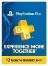 Sony PlayStation Plus 1-Yr. Membership
