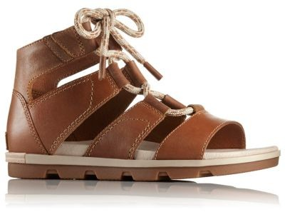 Sorel Women's Leather Torpeda Lace II Sandals $41.94, Torpeda Leather/Suede Slide II Sandal $29.94 & More + shipping