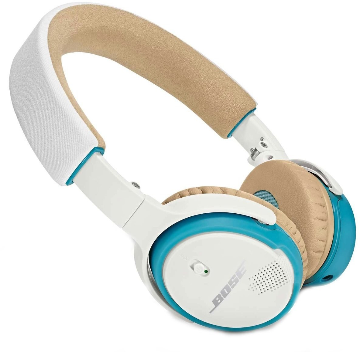 SoundLink On-ear Bluetooth Headphones (White) $124.95