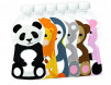 Sqooshi Large Reusable Baby Food Pouch 6-Pack