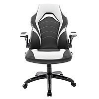 Staples Bonded Leather Gaming Chair (various colors)