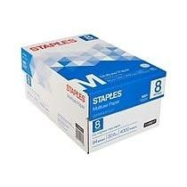 Staples Multiuse Copy Paper, 8-Ream Case Now $51.99