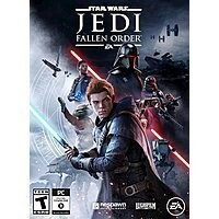 Star Wars: Jedi Fallen Order - Windows (PC Physical) - $44.99 + FS @ Best Buy