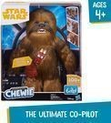 Star Wars Ultimate Co-pilot Chewie Plush