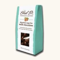 Sugar Free Milk Chocolate Dipped Almonds Now $12
