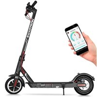 Swagtron Swagger 5 Elite Portable Electric Scooter (Up to 18mph, 12-Miles) $270.99