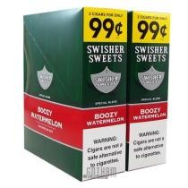 Swisher Sweets Cigarillos Boozy Watermelon Now $27.99