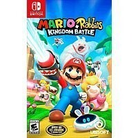 Switch Games: This is the Police 2 $15, Mario + Rabbids Kingdom Battle