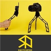 SwitchPod Aluminum Alloy 2-in-1 Vlogging Tripod $79