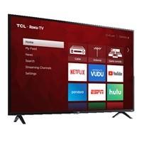 """TCL 55S421 55"""" 4K UHD HDR Roku Smart LED HDTV $338"""
