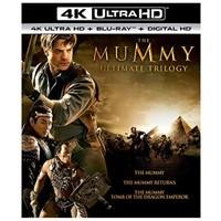 The Mummy Ultimate Trilogy (4K Ultra HD + Blu-ray + Digital HD) $24.99