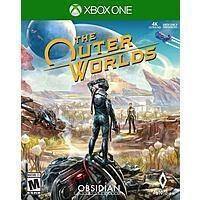 The Outer Worlds $38 + Shipping (PS4 / Xbox One)