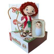 The Shepherd's Treasure Book & Doll Set Now $34.95