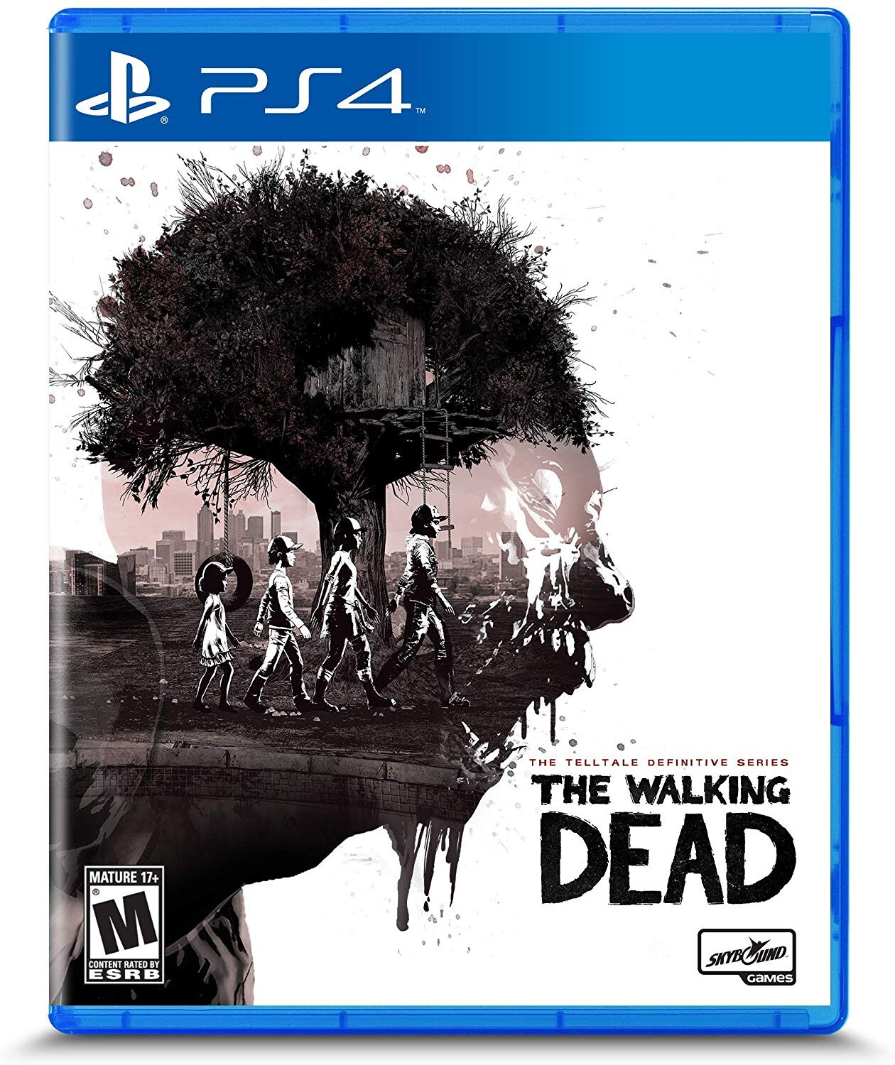 The Walking Dead: The Telltale Definitive Series (PS4 or Xbox One)