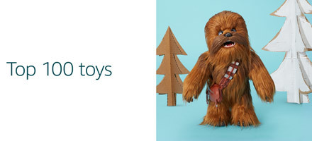 Top 100 toys | New Year's Resolutions Deals