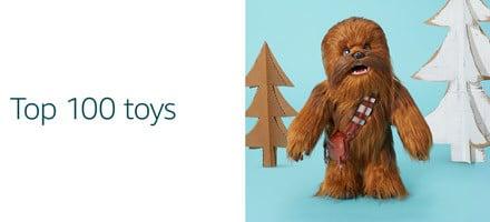 Top 100 toys | Valentine's Day Deals