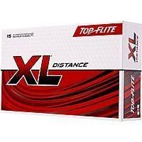 Top Flite Golf Balls: 15-Pack Top Flite 2019 XL Distance