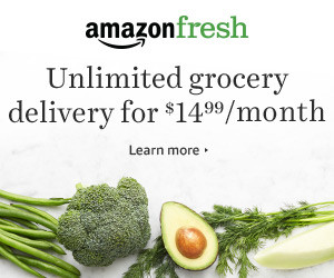 Try AmazonFresh Free Trial | Christmas Gifts Idea