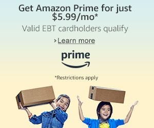 Try Prime Discounted Monthly Offering | Christmas Gifts Idea