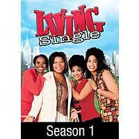TV Sitcom Seasons (Digital SD/HD): Living Single S1-5 & More