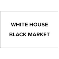 Up to 1% off White House Black Market Gift Cards from Raise.com