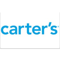 Up to 1.2% off Carter's Gift Cards from Raise.com