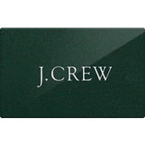 Up to 6% off J.Crew Gift Cards from Raise.com