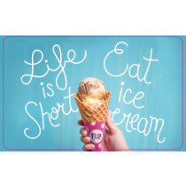 Up to 7% off Baskin Robbins Gift Cards from Raise.com