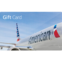 Up to 1% off American Airlines Gift Cards from Raise.com