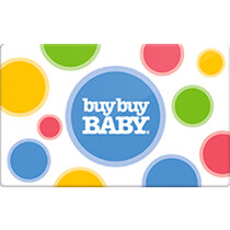 Up to 1% off Buy Buy Baby Gift Cards from Raise.com