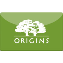 Up to 1% off Origins Gift Cards from Raise.com
