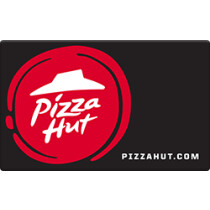 Up to 1% off Pizza Hut Gift Cards from Raise.com