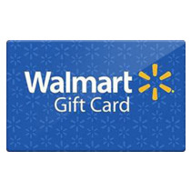 Up to 1% off Walmart Gift Cards from Raise.com