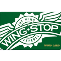 Up to 6% off Wingstop Gift Cards from Raise.com