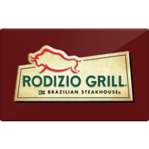 Up to 12% off Rodizio Grill Gift Cards from Raise.com