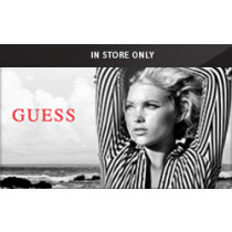 Up to 10.3% off Guess (In Store Only) Gift Cards from Raise.com