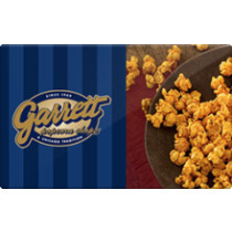 Up to 11% off Garrett Popcorn Shops Gift Cards from Raise.com