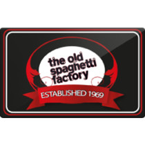 Up to 11% off The Old Spaghetti Factory Gift Cards from Raise.com