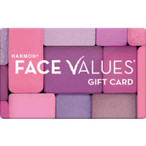 Up to 11.7% off Harmon Face Values Gift Cards from Raise.com