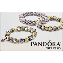 Up to 12% off Pandora Gift Cards from Raise.com