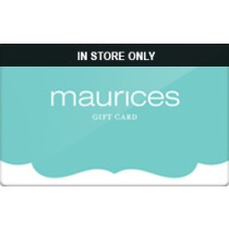 Up to 14.7% off Maurices (In Store Only) Gift Cards from Raise.com