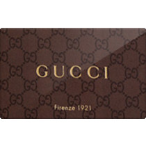 Up to 14.9% off Gucci Gift Cards from Raise.com