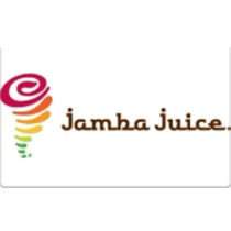 Up to 17.1% off Jamba Juice Gift Cards from Raise.com