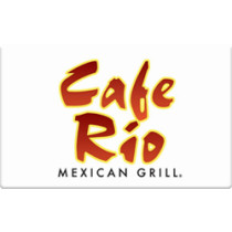 Up to 0.3% off Cafe Rio Gift Cards from Raise.com