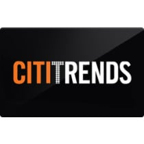 Up to 14.8% off Citi Trends Gift Cards from Raise.com