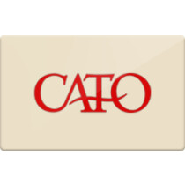 Up to 18.8% off Cato Gift Cards from Raise.com