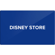 Up to 3.2% off Disney Store Gift Cards from Raise.com