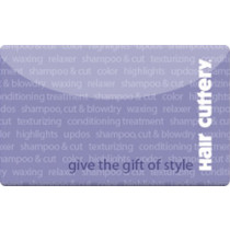 Up to 4% off Hair Cuttery Gift Cards from Raise.com