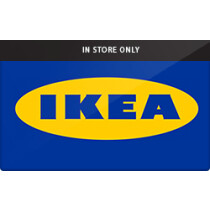Up to 2% off Ikea (In Store Only) Gift Cards from Raise.com